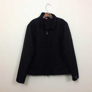 Lucy Quilted Lined Full Zip Jacket